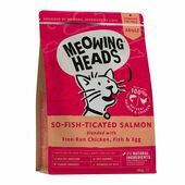 Meowing Heads So-fish-ticated Salmon (Formally Purr-Nickity) 4kg