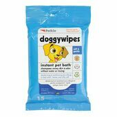 Petkin Doggy Wipes XL 15 Pack