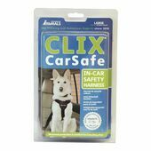 CLIX Carsafe In-Car Dog Safety Harness