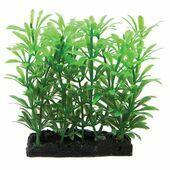 "Fish 'R' Fun Aquarium Plant Green 4"""