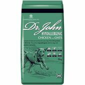 Dr John Hypoallergenic Chicken with Oats Working Dog