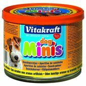 Vitakraft Dog Minis Sausages 190g