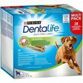 Purina DENTALIFE Large Dog Chews 28 Sticks 994g