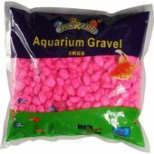 Fish \'R\' Fun Aquarium Gravel Pink 2kg