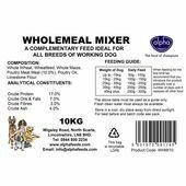 Alpha Wholemeal Mixer 10kg