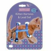 Hem & Boo Snagfree Kitten Harness