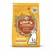 Lily\'s Kitchen Chicken Casserole Grain Free Dry Cat Food
