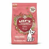 Lily's Kitchen Curious Kitten Dry Food 800g