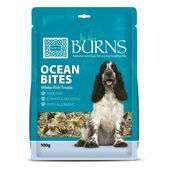 Burns Treat Ocean Bites 100g