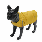 Joules Mustard Dog Raincoat