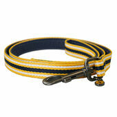 Joules Navy Coastal Dog Lead