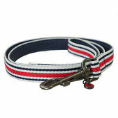 Joules Red Coastal Dog Lead