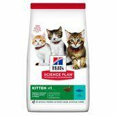 Hill\'s Science Plan Kitten Tuna 1.5kg