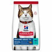 Hill's Science Plan Mature Adult Dry Cat Food Tuna 1.5kg