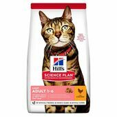 Hill's Science Plan Adult Light Dry Cat Food Chicken 3kg