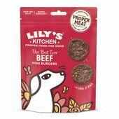 Lily's kitchen Dog Beef Mini Burgers 70g