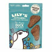 Lily\'s Kitchen Dog Duck Mini Jerky 70g