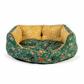FatFace Meadow Floral Deluxe Slumber Dog Bed