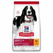 Hill's Science Plan Adult Medium Dog Dry Food Chicken 14kg