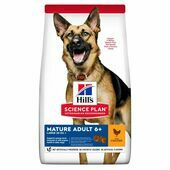 Hill's Science Plan Mature Adult Large Breed Dry Dog Food Chicken 14kg
