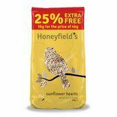 Honeyfields Sunflower Hearts 5kg