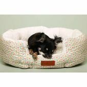 Cath Kidston Provence Rose Cosy Dog Bed