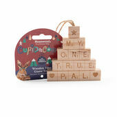 Rosewood Wooden Tiles Gnaw Tree