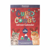 Cupid & Comet Advent Calendar For Cats