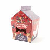 Christmas Dinner Treats Gift For Dogs 100g