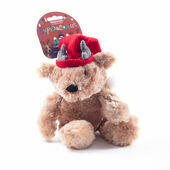 Christmas Albear Toy for Dogs
