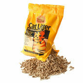 Nature\'s Own Premium Wood Pellet Dust Free Cat Litter