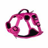 Rogz Utility Explore Harness Pink