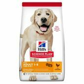 HILL\'S SCIENCE PLAN Adult Light Large Breed Dry Dog Food Chicken 2.5kg