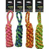 Hem & Boo Fluro Rope Toy Short