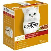Gourmet Gold Chunks in Gravy Collection 8x85G