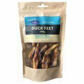 Hollings Duck Feet 100g