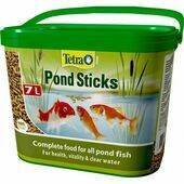 Tetra Pond Sticks Bucket 7 Litre