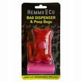 Hemmo & Co Bag Dispenser & Poop Bags