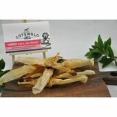 Cotswold Raw Rabbit Ears Without Fur 100g