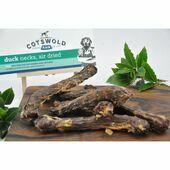 Cotswold Raw Duck Necks 250g