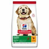 HILL'S SCIENCE PLAN Puppy Large Breed Dry Dog Food Chicken Flavour 12kg