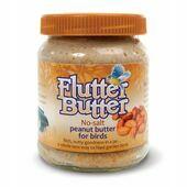 12 x 330g Flutter Butter Bird Food Jars Original