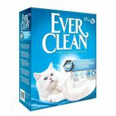 Ever Clean Extra Strength Unscented Clumping Cat Litter 10kg