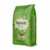 Symply Adult Fresh Lamb Dry Dog Food