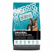 Burns Original Chicken and Brown Rice