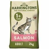 Harringtons Salmon Cat Food 2kg
