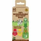 Bags on board Refill Bags 100% Bio 60 Pack