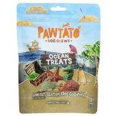 10 x Benevo Pawtato Ocean Treats Grain Free Dog Chews