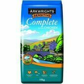 Arkwrights Sensitive Complete Dog Food with Extra Chicken 15kg