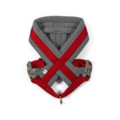 Ancol Viva Padded Dog Harness in Red